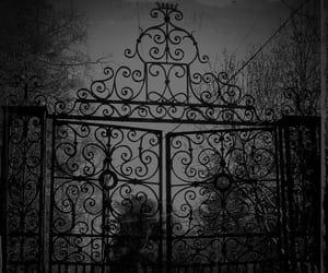 black, gothic, and transylvania image