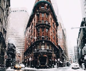 winter, new york, and alternative image