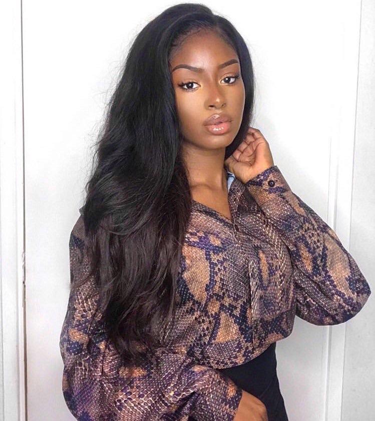beautiful and melanin image