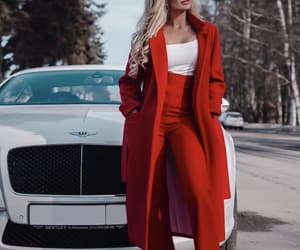 Bentley, fashion, and red image