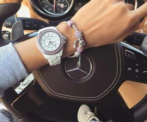 bracelet, luxury, and watch image