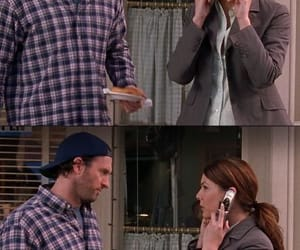 funny, gilmore girls, and lorelai image
