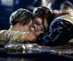 titanic and leonardo dicaprio image