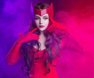 etsy, cosplay costume, and scarlet witch image