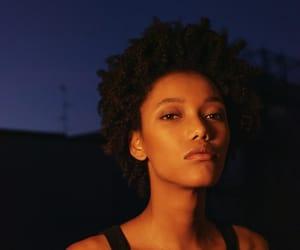 beauty, natural hair, and short hair image