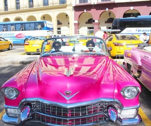 cars, colorful, and havana image