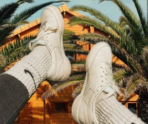 reebok, shoes, and vintage image