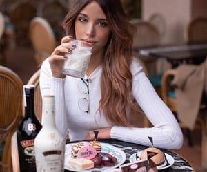 bottle, cena, and comida image