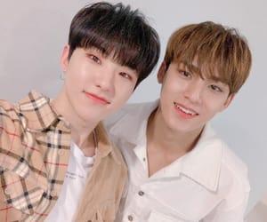 Seventeen, mingyu, and hoshi image
