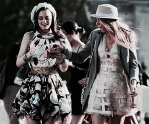 fashion, gossip girl, and style image