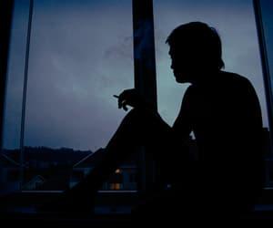 smoke, grunge, and boy image