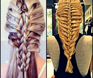 amazing, girly, and braids image