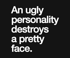 personality, pretty, and quotes image