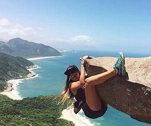 brazil, rio de janeiro, and pedra do telégrafo image