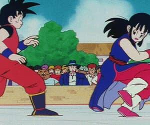 anime, dragon ball, and anime old image