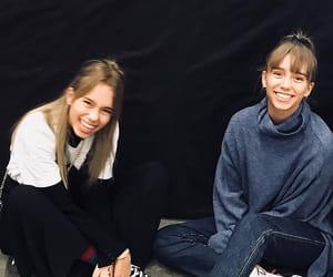 beautiful, lena, and twins image