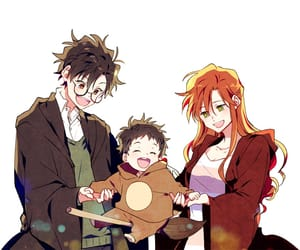 harry potter, james potter, and marauders image