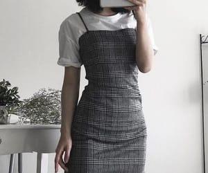 kfashion, korean fashion, and looks image