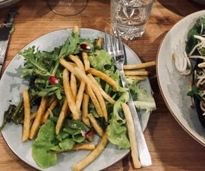food, health, and salad image