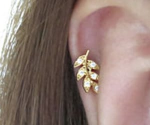 ear, helix, and earings image
