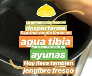 despertar, limón, and jengibre image