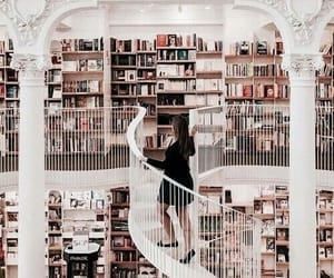 books, perfect place, and chill image