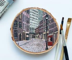 etsy, original gift, and acrylic paints image