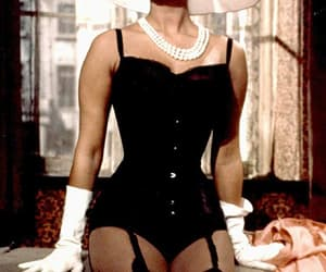corset and sophia loren image