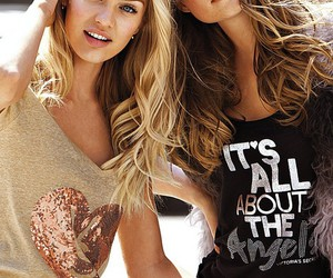girl, Victoria's Secret, and candice swanepoel image