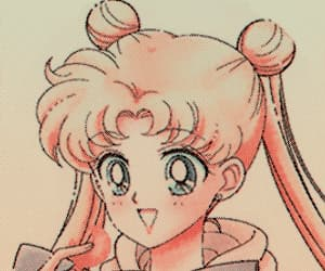 90s, icon, and sailor moon image