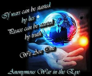 anonymous and anonymous war in the eye image