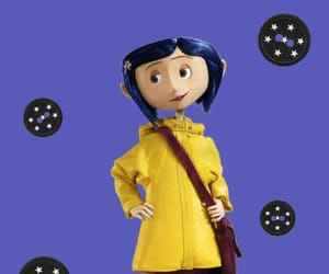 coraline, personajes, and animados image