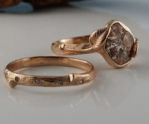 etsy, diamond band, and dawnvertrees image