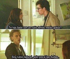 Jamie Campbell Bower, lily collins, and ciudad de hueso image