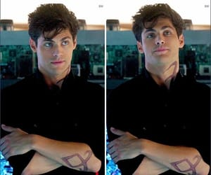 alec lightwood, the mortal instrument, and shadowhunters image