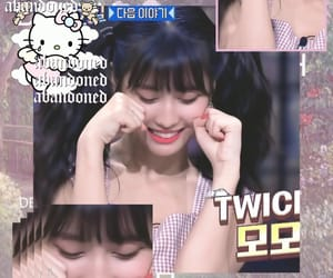 cyber, momo, and twice image
