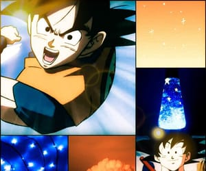 dragonballz, dbz, and mood boards image