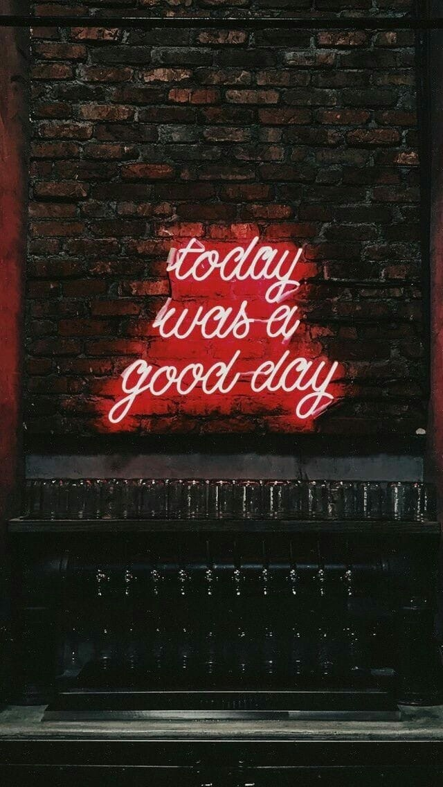 red, wallpaper, and neon image