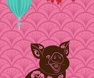china and pig image