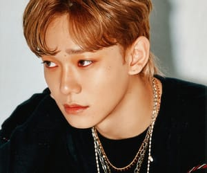 asian boy, exo, and Chen image