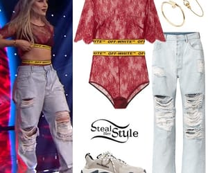 singer, underwears, and perrie edwards image