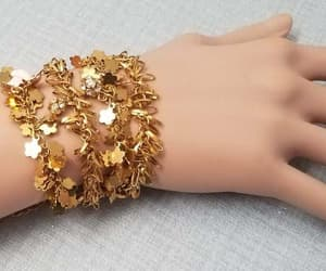 Christian Lacroix, cuff, and etsy image