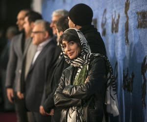tehran, attends a photocall, and film takhti image