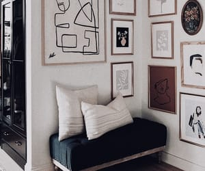 design, home, and art image