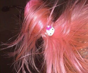 aesthetic, kitty, and pink image