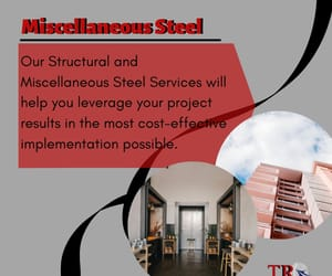 architectural services, miscellaneous steel ny, and misc steel fabricators image