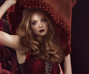 girl, wow, and Lily Cole image