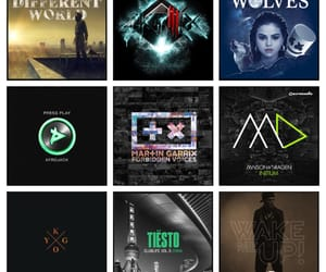 music, kygo, and alan walker image