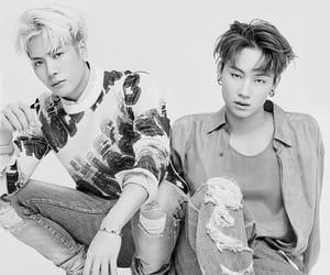 JB, kpop, and def image