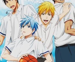 anime, kuroko no basket, and kise image